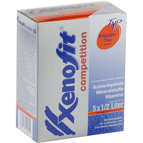 Xenofit Competition Drink 5x42g Fruit Tea
